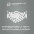 administrador de comunidad